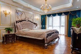 富裕型140平米复式欧式风格卧室图片大全