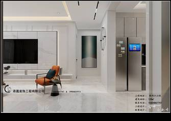 120平米四室四厅现代简约风格走廊装修图片大全