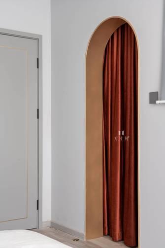 140平米复式混搭风格其他区域设计图
