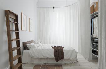 富裕型80平米日式风格卧室装修图片大全