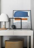 5-10万50平米一室一厅北欧风格梳妆台设计图