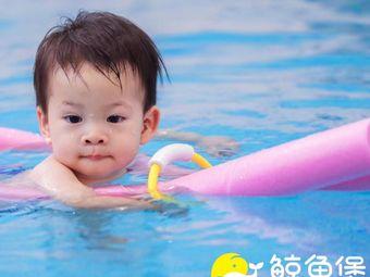 鲸鱼堡亲子游泳