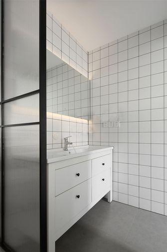 5-10万70平米公寓北欧风格卫生间欣赏图