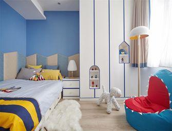 60平米现代简约风格青少年房欣赏图