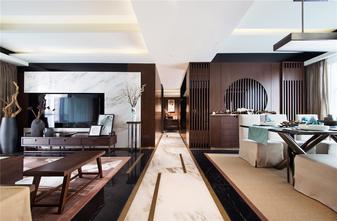 5-10万140平米三中式风格走廊装修效果图