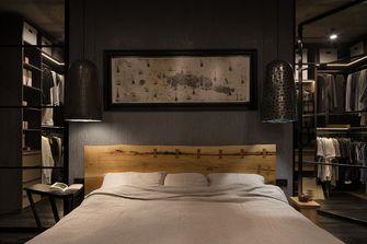豪华型130平米复式工业风风格卧室欣赏图