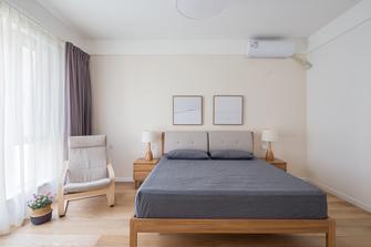 110平米三日式风格卧室图