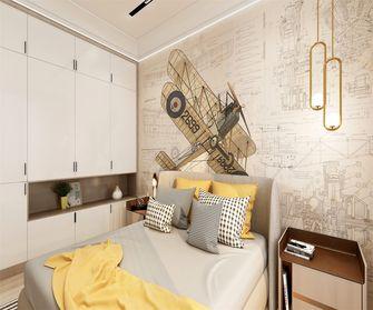20万以上140平米复式现代简约风格青少年房图
