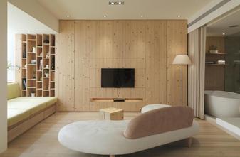 5-10万40平米小户型日式风格客厅装修案例