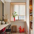 60平米日式风格客厅设计图