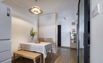 5-10万80平米日式风格餐厅装修图片大全