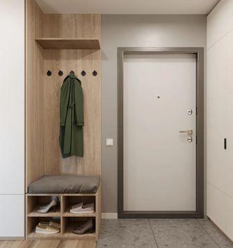 30平米小户型现代简约风格玄关图片