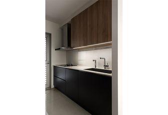 富裕型80平米地中海风格厨房设计图