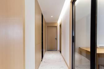 140平米三室一厅混搭风格走廊装修案例