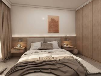 10-15万80平米现代简约风格卧室图
