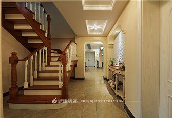 豪华型140平米别墅美式风格走廊设计图