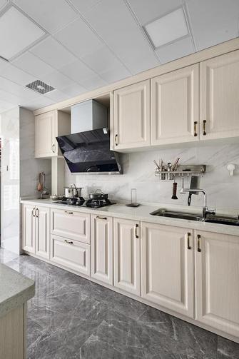 经济型130平米三室两厅美式风格厨房装修效果图