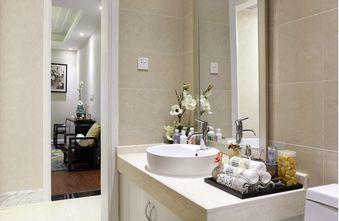 三中式风格客厅装修案例