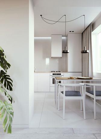 经济型50平米现代简约风格客厅装修案例