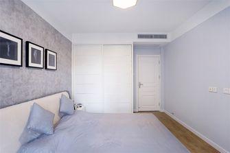 20万以上三室两厅田园风格卧室效果图