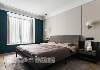 富裕型120平米现代简约风格卧室图片大全