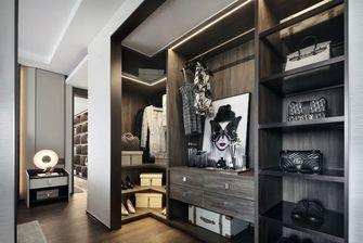 10-15万110平米三室一厅中式风格衣帽间装修图片大全