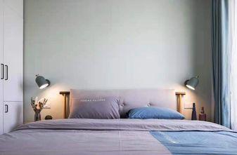 10-15万三室两厅北欧风格卧室欣赏图