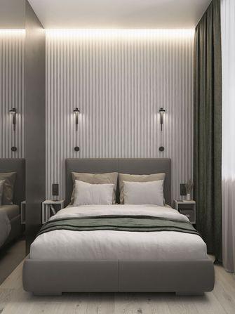 15-20万90平米三室两厅现代简约风格卧室装修案例