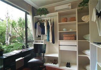富裕型70平米公寓欧式风格衣帽间欣赏图