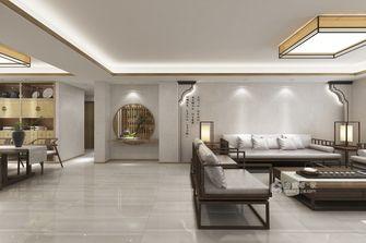 20万以上130平米三日式风格客厅装修效果图