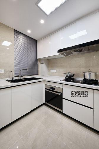 130平米四室两厅港式风格厨房装修案例