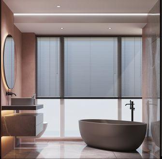 豪华型140平米四室两厅现代简约风格卫生间装修图片大全