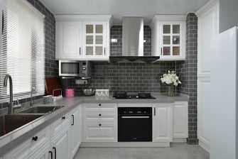 120平米三室两厅美式风格厨房图