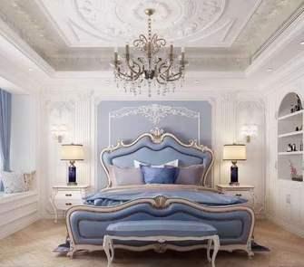 豪华型140平米四法式风格卧室效果图