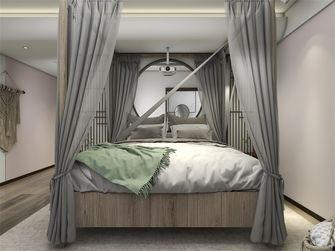 5-10万140平米公装风格卧室设计图