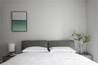 富裕型140平米四室两厅现代简约风格卧室装修图片大全