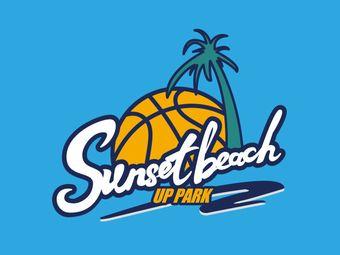 UP PARK 日落海滩篮球公园