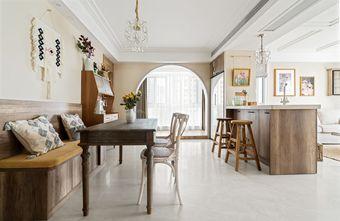 15-20万140平米三室两厅日式风格餐厅装修案例