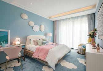 豪华型140平米四室三厅混搭风格卧室装修案例