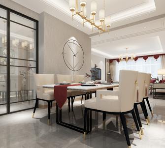 140平米四中式风格餐厅效果图
