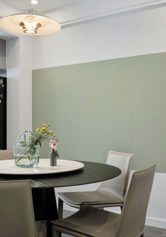 120平米三现代简约风格餐厅欣赏图