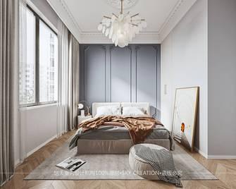 豪华型130平米三室两厅法式风格青少年房图