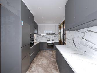 140平米三室两厅港式风格厨房装修图片大全