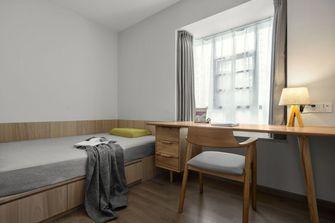 豪华型120平米三室两厅日式风格青少年房欣赏图
