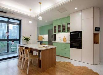 3万以下30平米小户型轻奢风格厨房装修案例