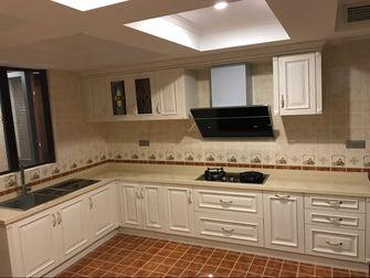 20万以上140平米复式新古典风格厨房欣赏图