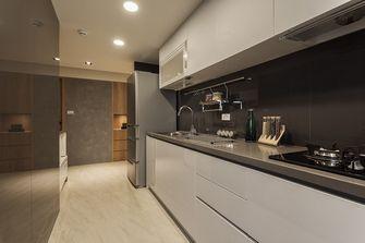 富裕型100平米三室两厅工业风风格厨房图片
