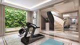 豪华型140平米别墅美式风格健身房图片大全