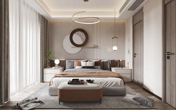 豪华型140平米三混搭风格卧室装修效果图