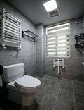 经济型100平米三室两厅现代简约风格卫生间装修案例